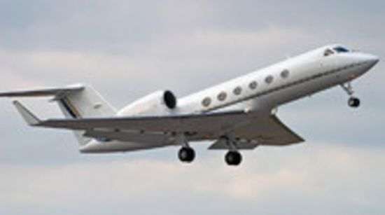 Gulfsream IV