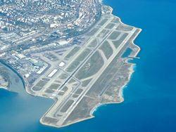 Die beliebtesten Flughäfen