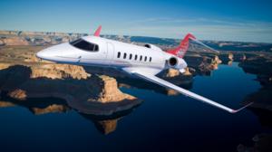 Learjet Chartern