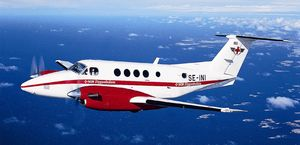 King Air 200 Ambulanz