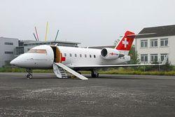 Ambulanz Flugzeug